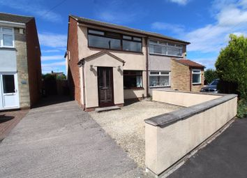 Thumbnail 3 bed semi-detached house for sale in Painswick Avenue, Patchway, Bristol
