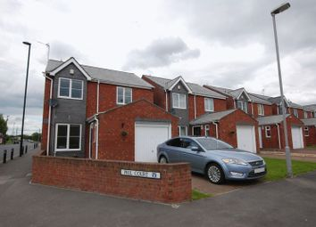 Thumbnail 3 bed detached house for sale in Peel Court, Seaton Burn, Newcastle Upon Tyne