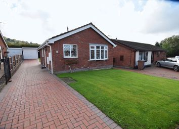 Thumbnail 2 bed detached bungalow for sale in Kirkwall Grove, Milton, Stoke-On-Trent