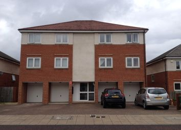 Thumbnail 2 bed flat to rent in Cormorant Drive, Dunston