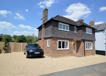 Thumbnail 3 bed detached house for sale in Cloverley Road, Ongar, Essex