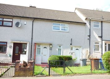 Thumbnail 2 bed terraced house for sale in Burns Road, Greenock