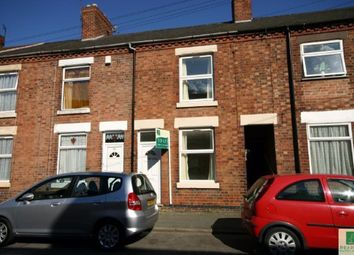 Thumbnail 2 bed terraced house to rent in Gutteridge Street, Coalville