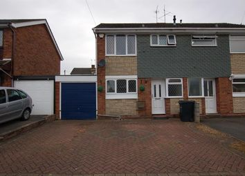 Thumbnail 3 bed semi-detached house for sale in Seaton Place, Wordsley