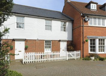Thumbnail 3 bedroom cottage for sale in Ruskins View, Herne, Herne Bay, Kent