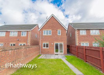 3 bed detached house for sale in Llewellyn Grove, Malpas, Newport NP20
