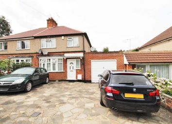 Thumbnail 3 bed semi-detached house for sale in Albany Crescent, Edgware