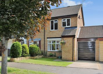 Thumbnail 3 bedroom semi-detached house for sale in Wentworth Drive, Bishop's Stortford