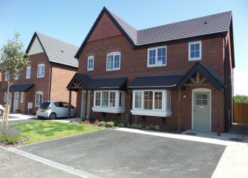 Thumbnail Semi-detached house to rent in Tennyson Drive, Bispham