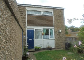 Thumbnail 2 bed end terrace house to rent in Deerhurst Grove, Hull