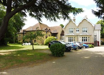 Thumbnail 1 bed flat for sale in The Lawns Drive, Broxbourne