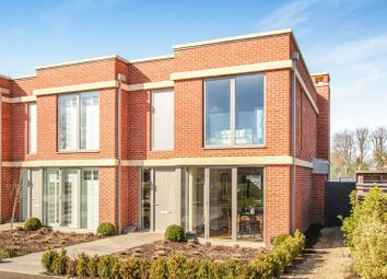 Thumbnail 3 bed end terrace house for sale in Orchard Square, Caversfield, Bicester