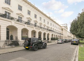 Thumbnail 5 bedroom terraced house to rent in Hanover Terrace, Regent's Park, London