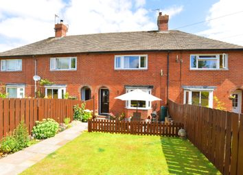 Thumbnail 3 bed terraced house for sale in Tranmere Croft, Darley, Harrogate