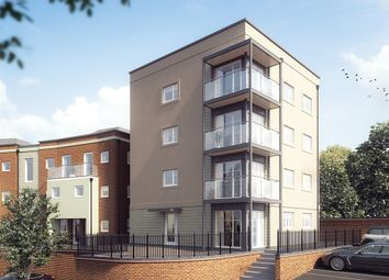 "Thumbnail 2 bed flat for sale in ""Tivoli Apartments - Block D"" at Yorkley Road, Cheltenham"