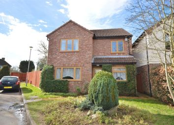 Thumbnail 4 bed detached house for sale in Balmoral Close, Park Street, St. Albans