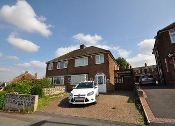 Thumbnail 3 bed semi-detached house for sale in Grange View, Eastwood, Nottingham