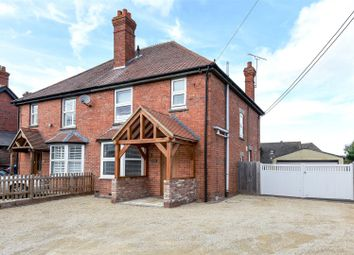 Thumbnail 3 bed semi-detached house for sale in W & G Industrial Estate, Faringdon Road, East Challow, Wantage