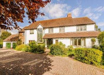 Thumbnail 5 bedroom detached house for sale in Sudbury Road, Lavenham, Sudbury