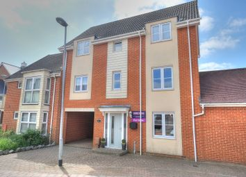 Thumbnail 4 bed town house for sale in Solario Road, Norwich