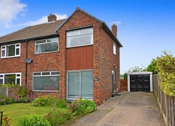 Thumbnail 3 bed semi-detached house for sale in Rudstone Grove, Sherburn In Elmet, Leeds