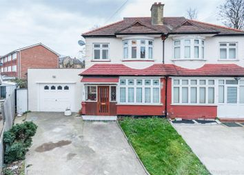 Thumbnail 3 bed semi-detached house for sale in Queenswood Avenue, Thornton Heath