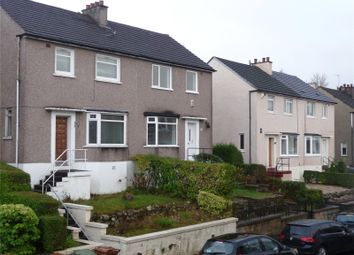Thumbnail 3 bed semi-detached house for sale in Weymouth Drive, Kelvindale, Glasgow