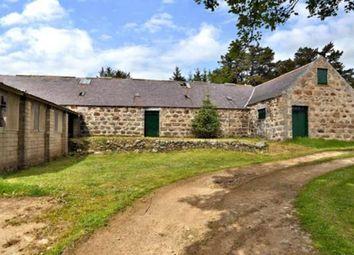 Thumbnail Land for sale in Newbraes Steading, Craigievar, Alford