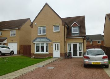 Thumbnail 4 bed detached house for sale in Penkill Avenue, Cairnhill, Airdrie