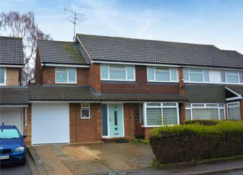 Charwood Road, Wokingham, Berkshire RG40. 4 bed semi-detached house for sale