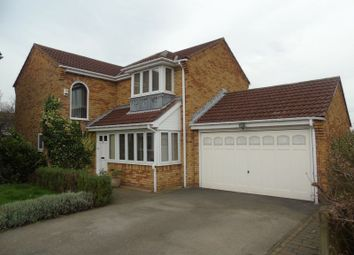 Thumbnail 4 bed detached house for sale in Ashton Court, Ryton