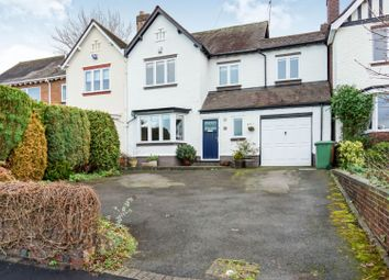 Thumbnail 4 bed semi-detached house for sale in Leigh Road, Walsall
