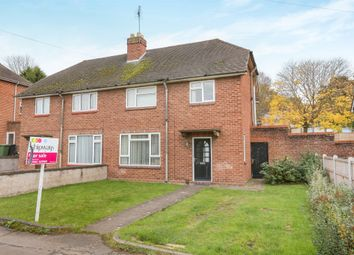 Thumbnail 3 bed semi-detached house for sale in Walter Nash Road West, Kidderminster