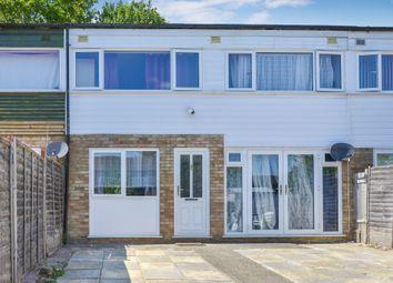 Thumbnail 3 bed terraced house for sale in North Ridge, Eaglestone, Milton Keynes