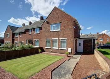 Thumbnail 2 bed semi-detached house for sale in Scotts Terrace, Hetton-Le-Hole, Houghton Le Spring