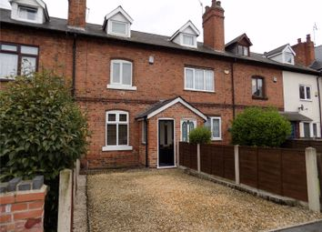 Thumbnail 3 bed terraced house for sale in Garden Road, Eastwood, Nottingham