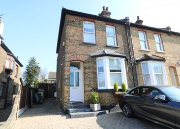Thumbnail 2 bed end terrace house for sale in High Street, Benfleet