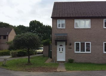 Thumbnail 3 bed semi-detached house for sale in Horton Heath, Eastleigh
