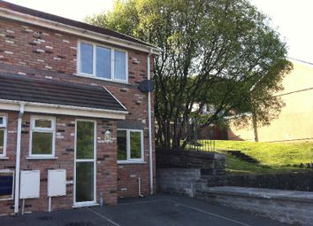 Thumbnail 2 bed end terrace house to rent in Adare Street, Ogmore Vale, Bridgend, Mid. Glamorgan.