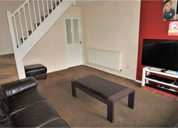 Thumbnail 2 bedroom terraced house for sale in Princess Way, Wednesbury
