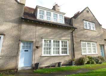 Thumbnail 2 bed terraced house to rent in Central Road, Port Sunlight, Wirral
