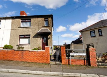 2 bed semi-detached house for sale in Brynbryddan, Cwmavon, Port Talbot SA12