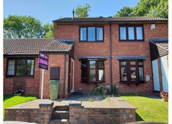 Thumbnail 2 bed terraced house for sale in Avonbank Close, Redditch
