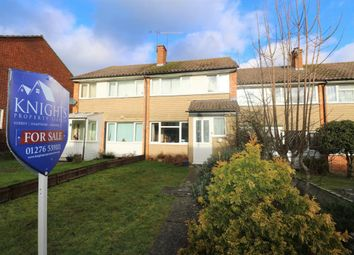 Thumbnail 3 bed terraced house for sale in Freemantle Road, Bagshot