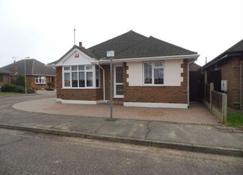Thumbnail 3 bed detached bungalow to rent in Burches Mead, Benfleet