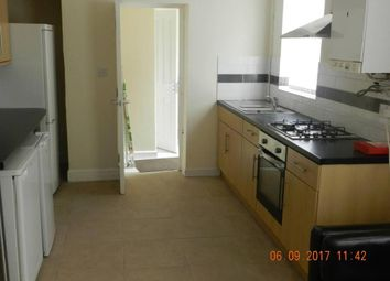 Thumbnail 6 bed shared accommodation to rent in Arran Street, Plasnewydd, Cardiff