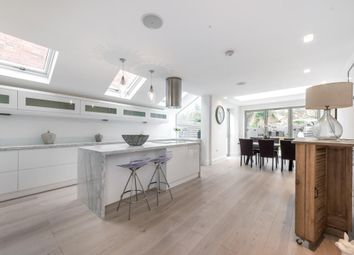 Thumbnail 4 bed end terrace house to rent in Keslake Road, London