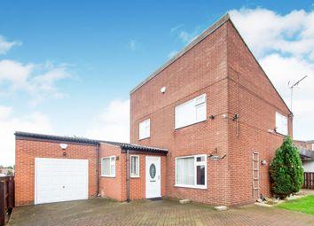 3 bed link-detached house for sale in Lanchester Gardens, Worksop S80