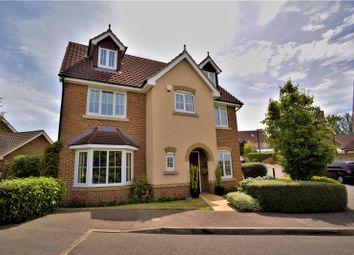 Thumbnail 5 bed detached house for sale in Ashcroft Road, Wainscott, Kent