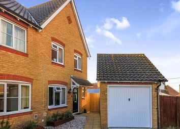 Thumbnail 3 bed semi-detached house for sale in Fairview Gardens, Walmer, Deal